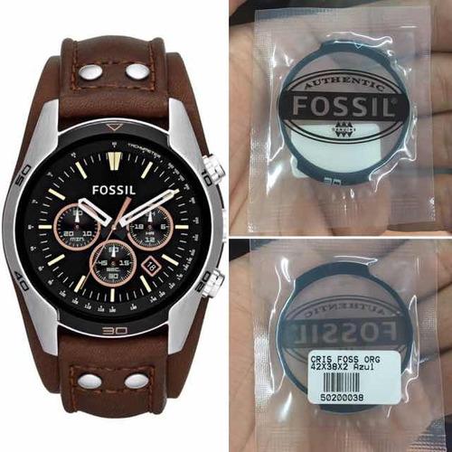 3053e156dda6 Reloj Fossil Tres Cabezas Ref. Ch2600 - Relojes en Mercado Libre ...