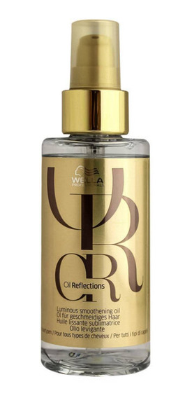 Wella Professionals Smoothening Oil - Óleo Capilar 100ml Blz