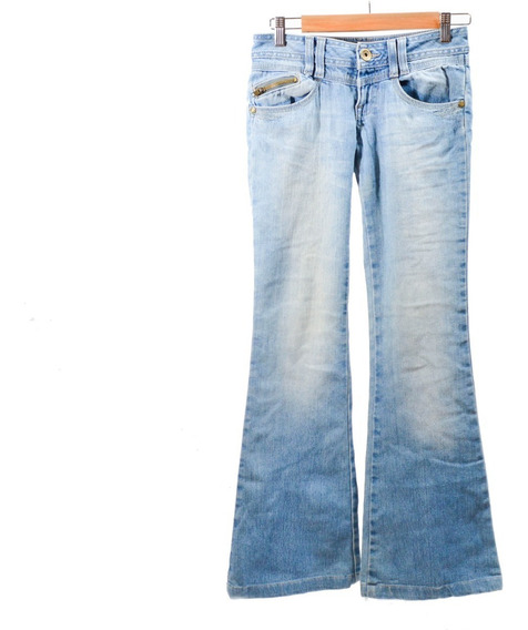 Pantalón De Mezclilla Sexy Jeans