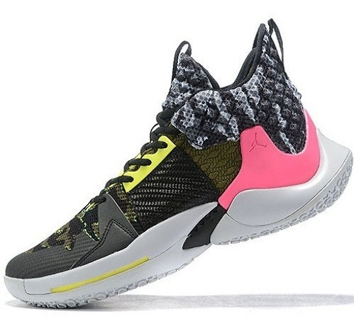 Tênis Jordan Why Not 0.2 Importado Novo C/caixa Lebron Kobe