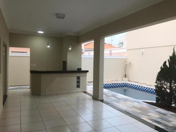 Casa Em Aeroporto, Araçatuba/sp De 250m² 3 Quartos Para Locação R$ 3.200,00/mes - Ca279050