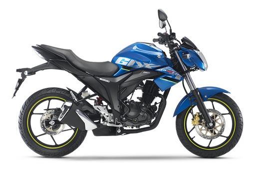 Suzuki Gixxer Naked 155