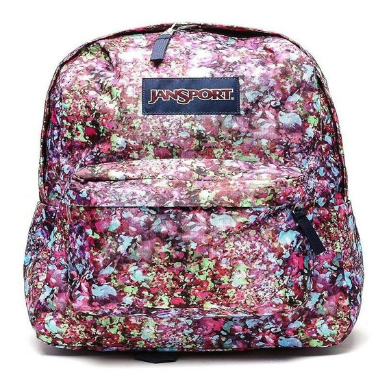 Jansport Multi Flower Explosion