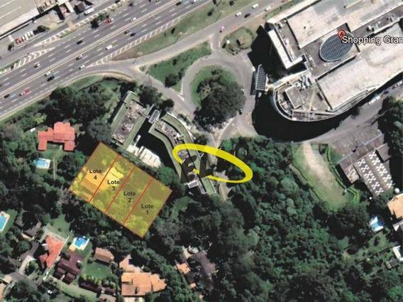 Terreno À Venda, 509 M² Por R$ 749.000,00 - Bosque Do Vianna - Cotia/sp - Te0844