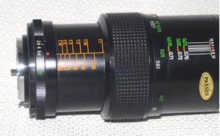 Macro Para Minolta 55mm.icluye Pk13- Para Que Lo Combiertas.