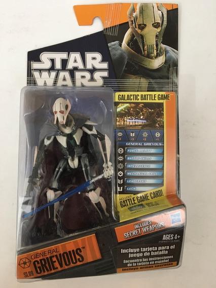 General Grievous Sl09 Star Wars The Clone Wars 2010 C/ Cinta