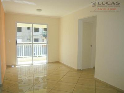 Apartamento Residencial Para Locação, Portão, Cotia. - Codigo: Ap0397 - Ap0397