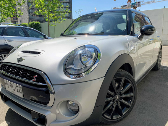 Mini F55 Cooper S Pepper