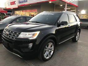 Ford Explorer 3.5 Limited Fwd At 2016