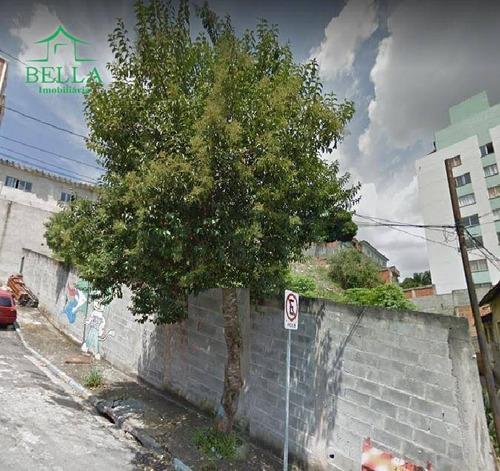Terreno Residencial À Venda, Vila Pereira Barreto, São Paulo. - Te0178