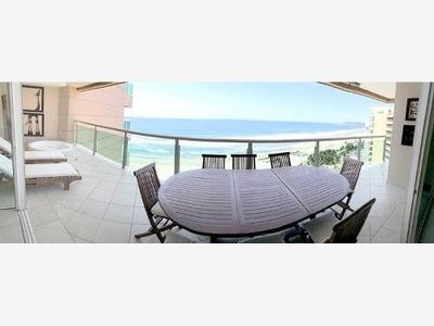 Cad Las Olas I15 Amueblado, Terraza Con Jacuzzi Vista Al Mar