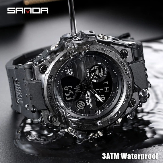 Relógio Masculino Sanda