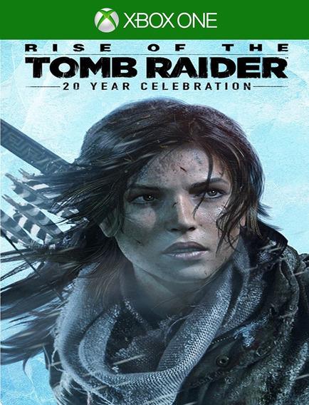 Tomb Raider Aniversário Xbox One - 100% Original (25 Dígito)
