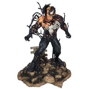 Venom Figura Diamond Select Gallery Diorama Marvel Spiderman