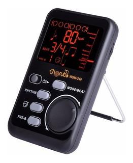 Metronomo Portable Cherub Wsm-240 Digital - Oddity