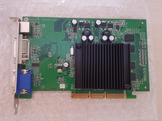 Placa De Vídeo Agp Geforce 6200