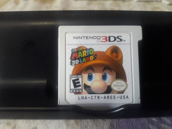 Cartucho Super Mario 3d Land (americano)