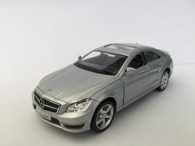 Miniatura 1:32 Mercedes Benz - Rmz Com Fricção
