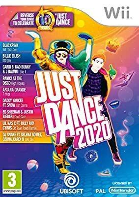 Promoção Just Dance 2020,2019,2018, 2017 Wii Desbloqueado