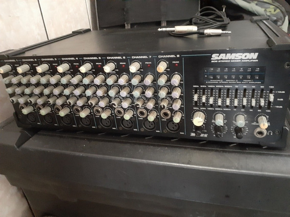 Mixer Amplificado Sanson