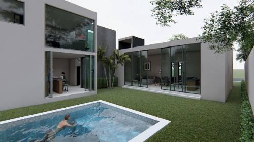 Casa Única Con Moderno Diseño, Magnífica Ubicación, Gran Manzana Dzityá.