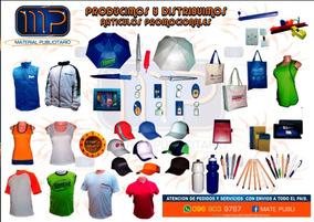 Artículos De Publicidad, Camisetas, Llaveros, Pulseras...etc
