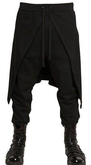 Pantalon Sobre Falda Goth Rock Te048