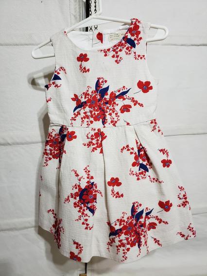 Vestido Zara Girls Importado
