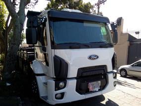Ford Cargo 2429 Ano 2013 Carroceria De Madeira