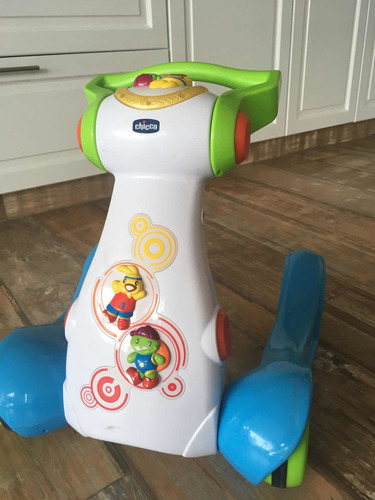 Caminador Para Bebé Interactivo Musical - Como Nuevo!!