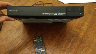 Reproductor Blue Ray Sony 6500