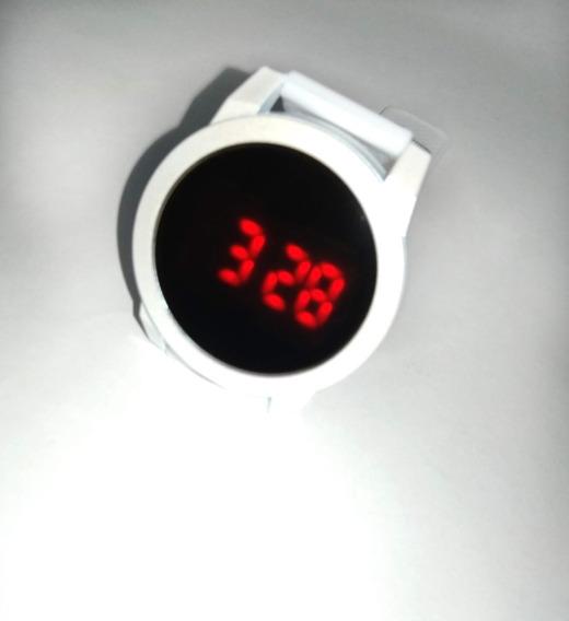 Relógio Digital De Pulso + Caixa Acrílica Valor Promocional!