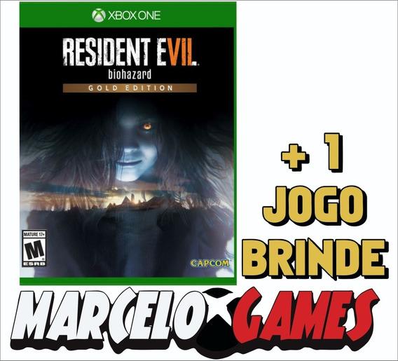 Resident Evil 7 Gold Edition Xbox One Midia Digital
