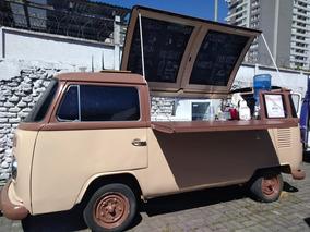 Food Truck Carro Combi Kombi
