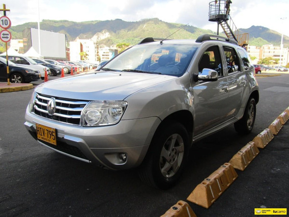Renault Duster Dynamique 2000cc Mt Aa Ab Abs