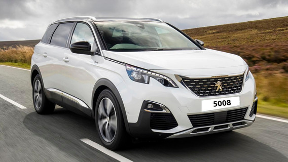 Peugeot 5008 Allure Plus 1.6 Thp Tiptronic 7as