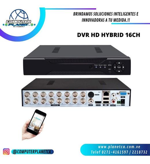 Dvr Hd Hybrid 16ch