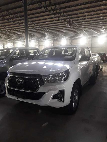 Toyota Hilux 2.8 Cd Sr 177cv 4x4