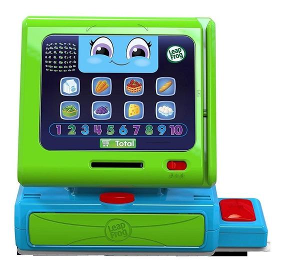 Leap Frog Caja Registradora Cuenta Conmigo