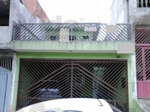 Casa Assobradada Para Locação Em Jardim Veloso - Osasco - 25886