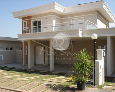 Casa Para Venda No Parque Taquaral Em Campinas - Imóveis Em Campinas - Ca00452 - 4918651