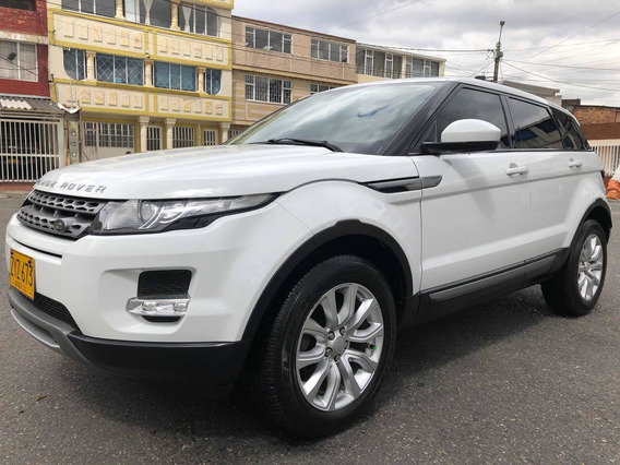 Land Rover Evoque Dynamic 2.0 Turbo
