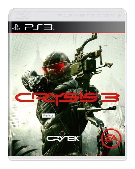 Crysis 3 - Mídia Física / Ps3