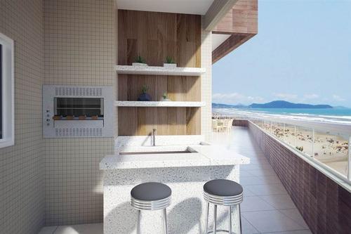 Apartamento - Venda - Caiçara - Praia Grande - Mgq285