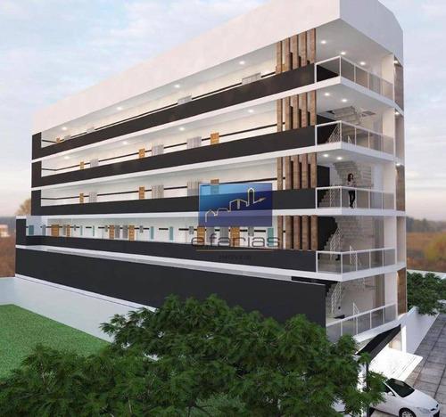 Studio Com 2 Dormitórios À Venda, 37 M² Por R$ 250.000,00 - Vila Granada - São Paulo/sp - St0390