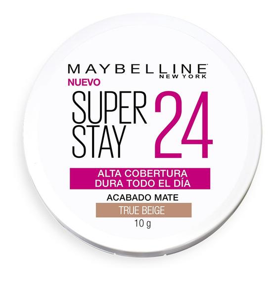 Maquillaje En Polvo Superstay 24 Maybelline