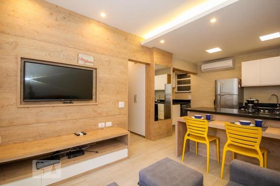 Apartamento Para Aluguel - Copacabana, 1 Quarto, 65 - 893114522