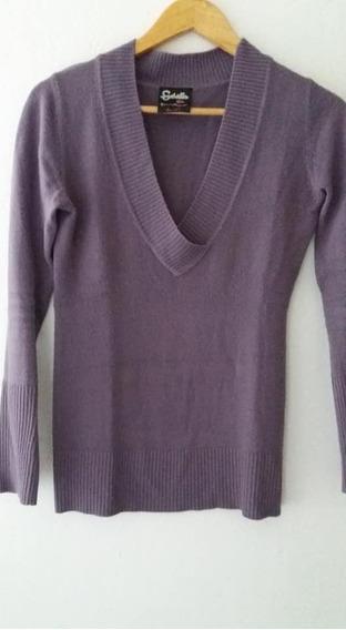 Pullover Sweater Sybilla Lila Talle 1-2