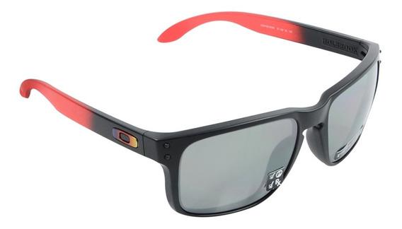 Óculos Oakley Holbrook Ruby Fade Prizm Preto