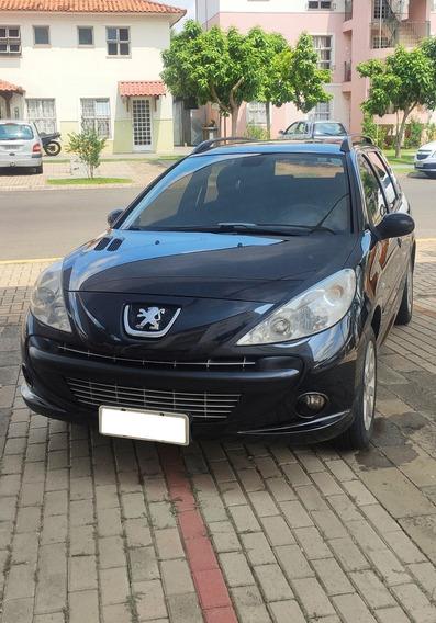 Peugeot 207 Sw 1.6 16v Xs Flex Aut. 5p